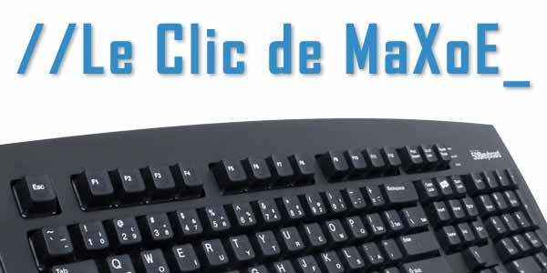 Le Clic de MaXoE : aTunes
