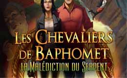Les Chevaliers de Baphomet : La malédiction du Serpent