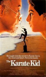 The Karate Kid (le vrai hein, pas le remake):  deux avis, sinon rien!