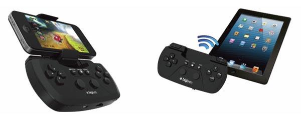 Gamephone Controller, la manette de jeu mobile Bigben compatible iOS et Android