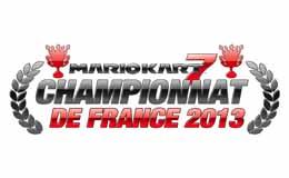 Mario Kart 7 Championnat de France 2013
