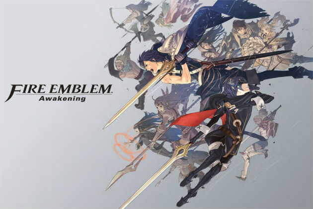 Fire Emblem Awakening Cover