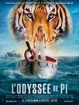 L'Odyssée de Pi Affiche