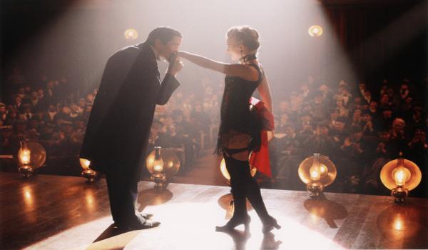 Christian Bale, Scarlett Johansson Directed by Christopher Nolan
