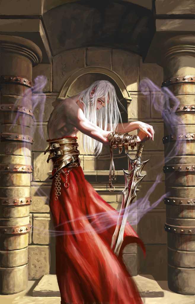affiche Fantasy copyright Pocket