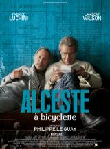 Alceste à bicyclette Affiche
