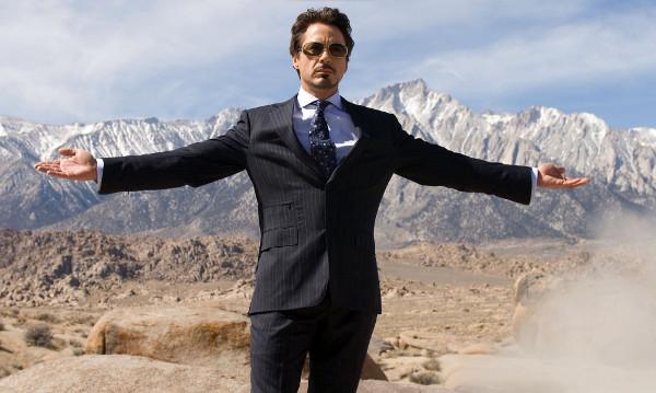 Iron Man 1 Robert