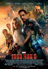Iron Man 3 Affiche