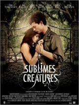 Sublimes Créatures Affiche