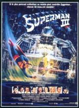 Superman III affiche