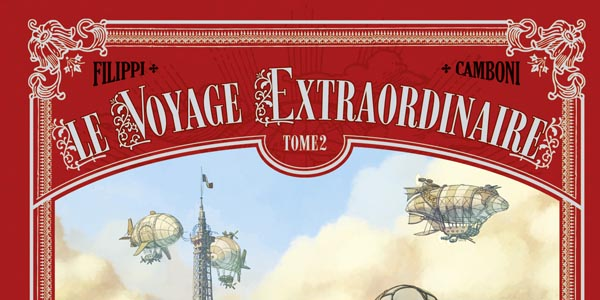Le Voyage Extraordinaire T2