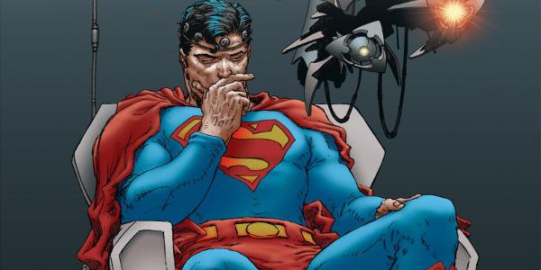 Comics En Vrac La Mort De Superman T1 All Star Superman Livres