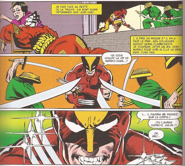 Wolverine-planches