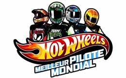 Hot Wheels Meilleur Pilote Mondial