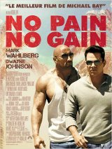 No Pain No Gain Affiche