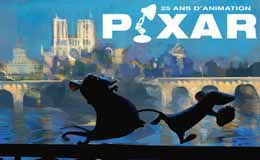 PIXAR, 25 ans d'animation