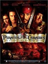 Pirates des Caraibes 1 Affiche