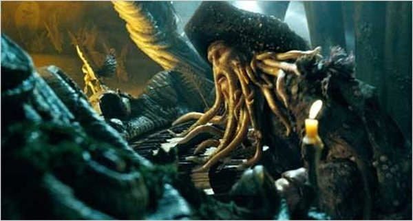 Pirates des Caraibes 2 Davy Jones