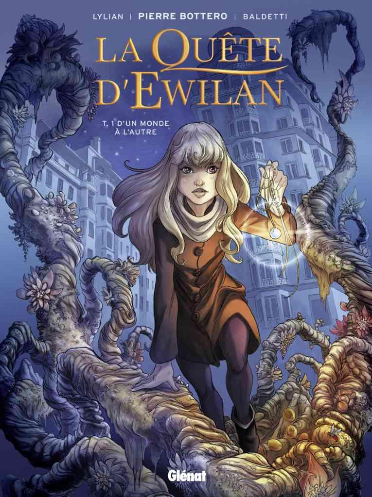 Quête  d'Ewilan