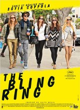The Bling Ring Affiche DVD
