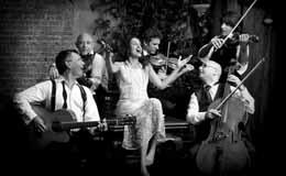 NOA et le Solis String Quartet