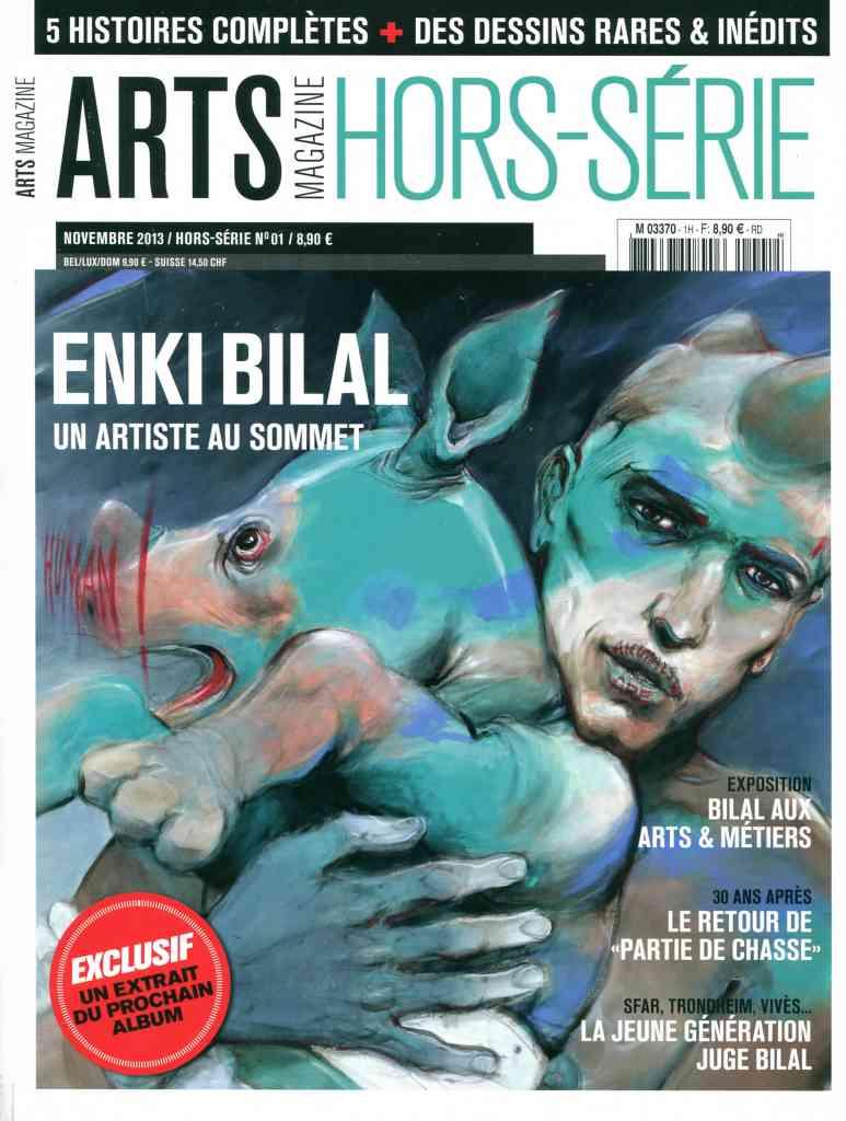 Arts Mag HS