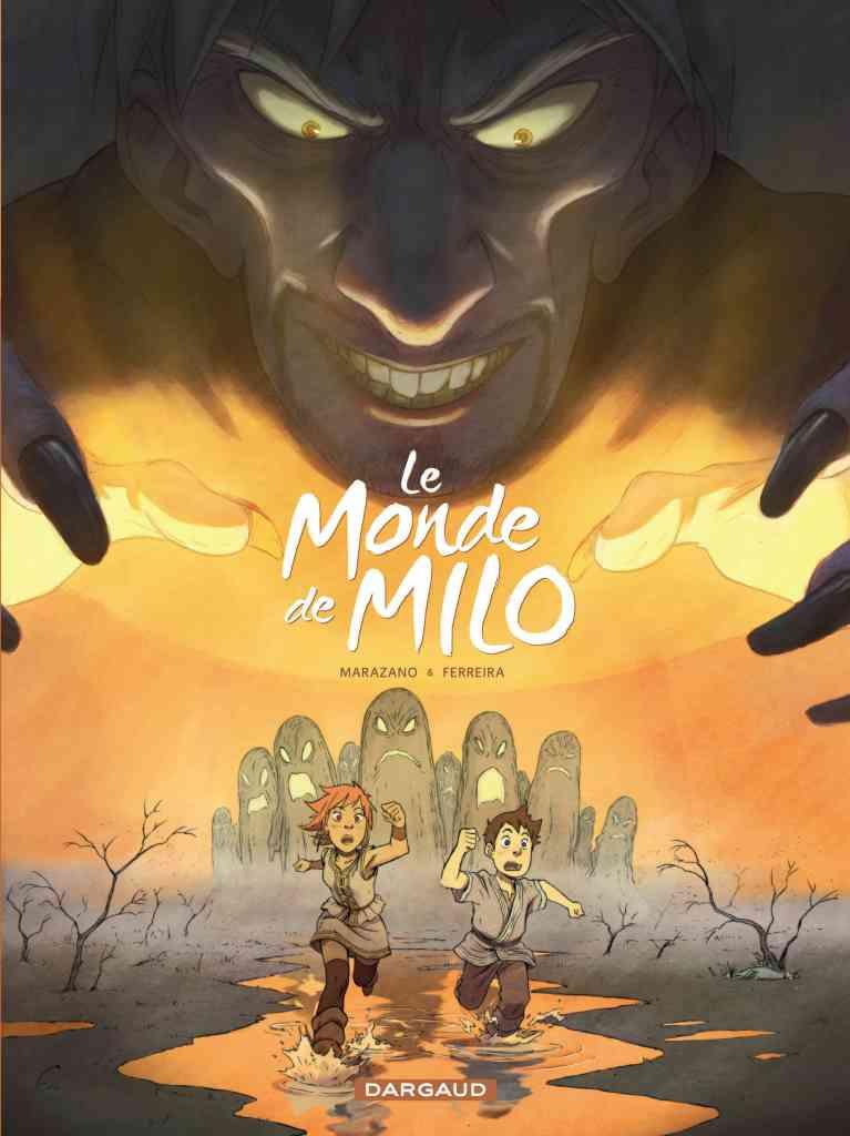 CouvertureLe Monde de Milo (2013)