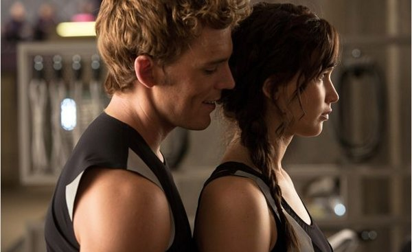 Hunger Games 2 Finnick Katniss