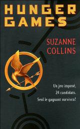 Hunger Games Livre 1 Couverture