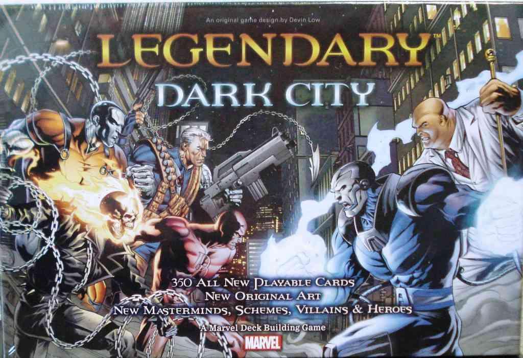 Marvel Legendary Dark City
