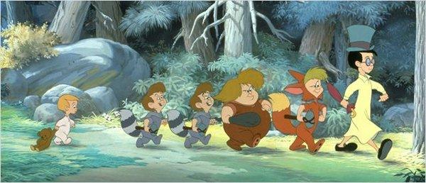 Peter Pan Enfants Perdus