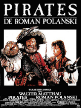 Pirates Affiche
