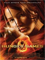 The Hunger Games Affiche