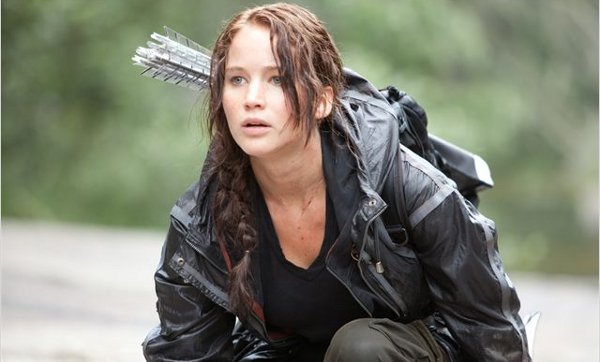 The Hunger Games Lawrence