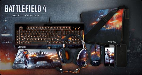 Battlefield 4 : les accessoires officiels de Razer