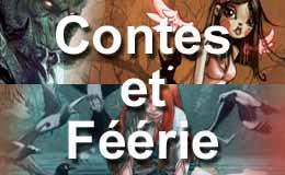 Focus BD et Contes, Féérie, Merveilleux