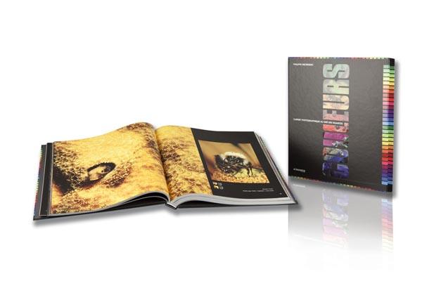 Couleurs, carnet photographique au gré des nuances édité par Ipanema