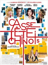 Casse-tête chinois Affiche