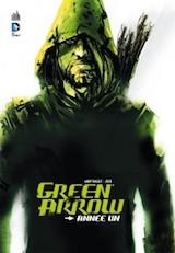 GreenArrow-Annee1-couv