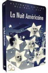 La nuit américaine jaquette