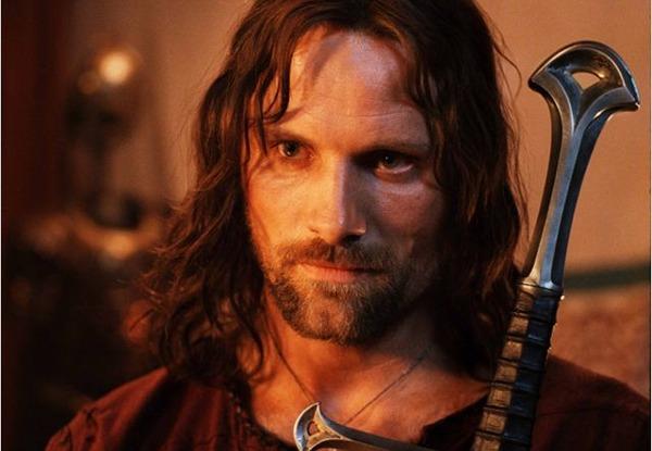 Le Retour du Roi Aragorn
