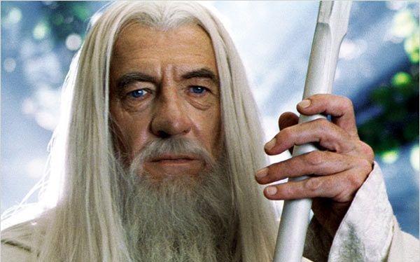 Les Deux Tours Gandalf