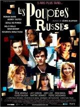 Les Poupées Russes Affiche