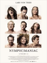 Nymphomaniac Vol I Affiche