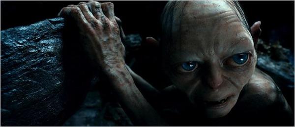 The Hobbit DVD Gollum