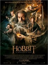 The Hobbit II Affiche