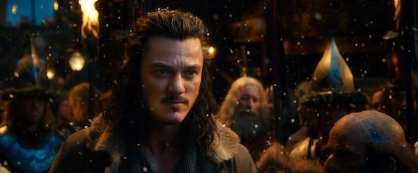 The Hobbit Smaug Bard