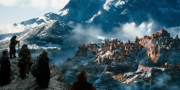 The Hobbit Smaug Une