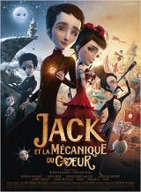 Jack et la Mécanique du Coeur Affiche