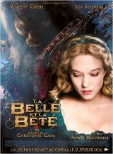 La Belle et la Bête Affiche